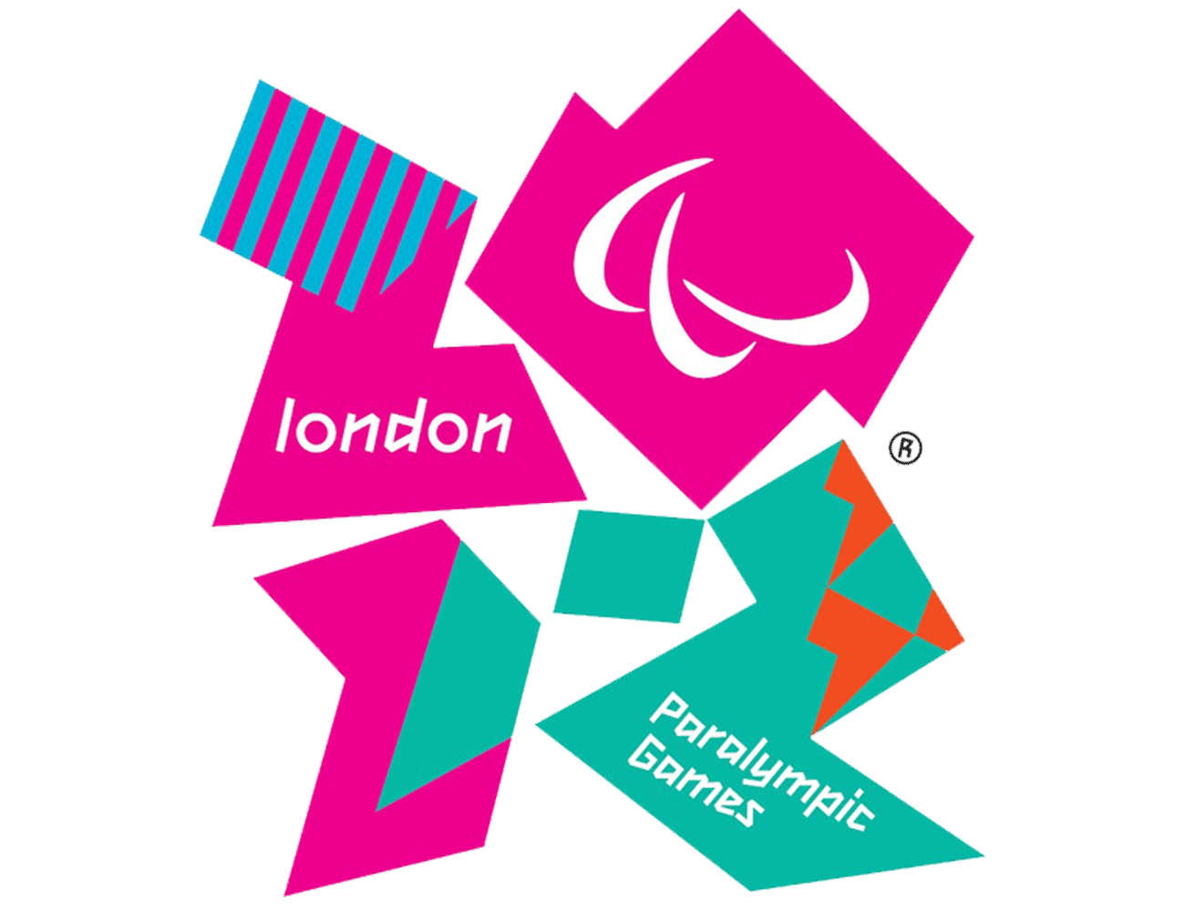London Paralympics 2012 logo