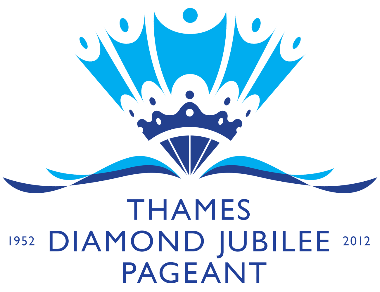 Thames Diamond Jubilee Pageant 2012 logo